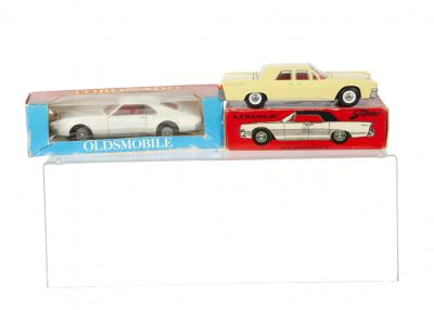 Repro Box Tekno Nr.829 Lincoln Continental