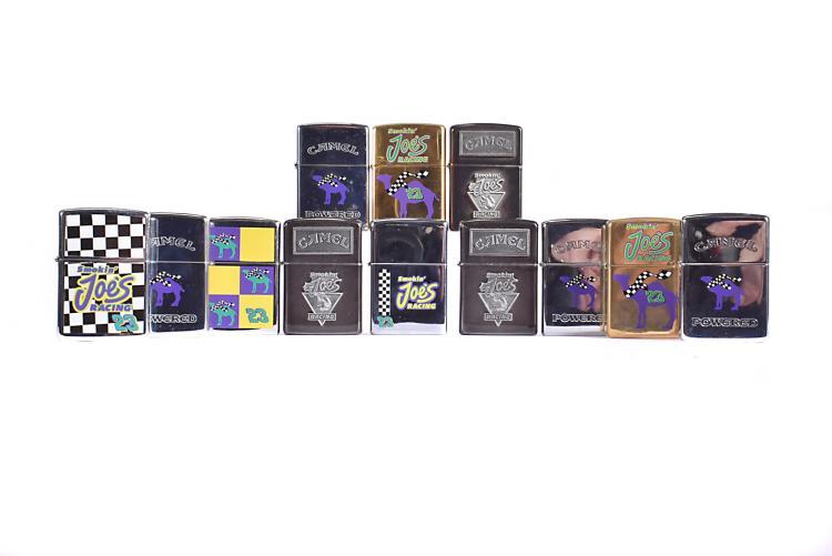 The Zippo Lighter Auction 14th Jul 2020