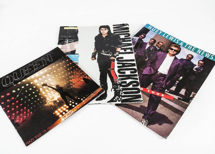 Michael Jackson - lots in our price database - LotSearch de